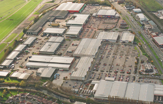 Aintree Racecourse Retail &  Business Park